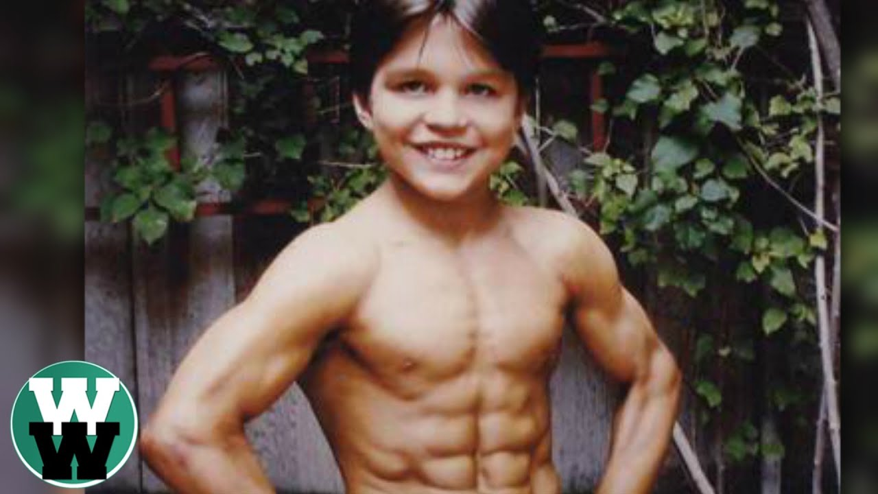 10 Strongest Children In The World - YouTube