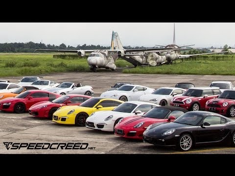 Speed Creed: SCMC's Airstrip Race Coverage (Medan, Indonesia)