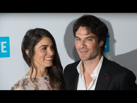 Ian Somerhalder Writes SWEETEST Note To Nikki Reed After Daughter's Birth
