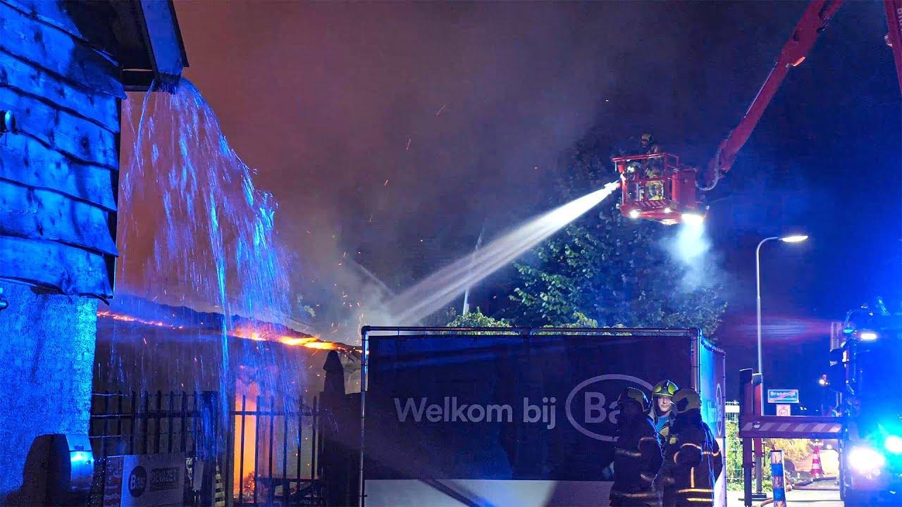 e8192208c8b Brandweer: nog geen aanwijzingen voor oorzaak brand winkel Bas van Zessen |  Alblasserwaard