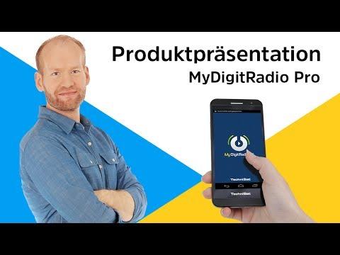 MYDIGITRADIO PRO-App | TechniSat Radios, Lautsprecher und Multiroom per App bedienen. | TechniSat