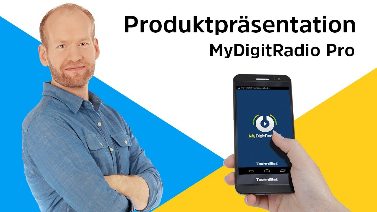 Video: MYDIGITRADIO PRO-App | TechniSat Radios, Lautsprecher und Multiroom per App bedienen. | TechniSat