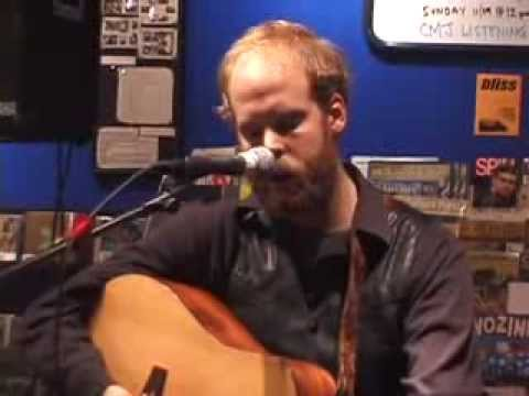 "Will Oldham ""The Mountain Low"" Live at Now Music & Fashion, Arlington, VA, 11.13.00"