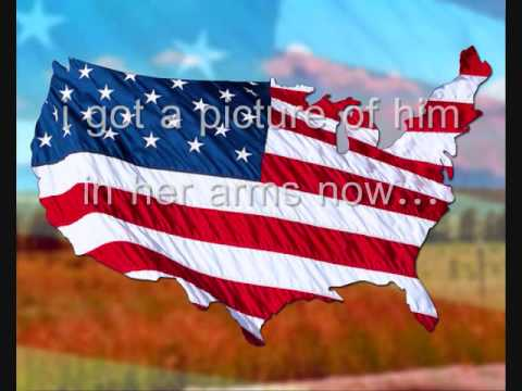 Born in the usa, bruce springsteen W/lyrics