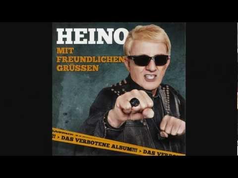 """Heino - Titelausschnitte aus dem neuen Rockalbum """"Mit freundlichen Grüßen"""""""