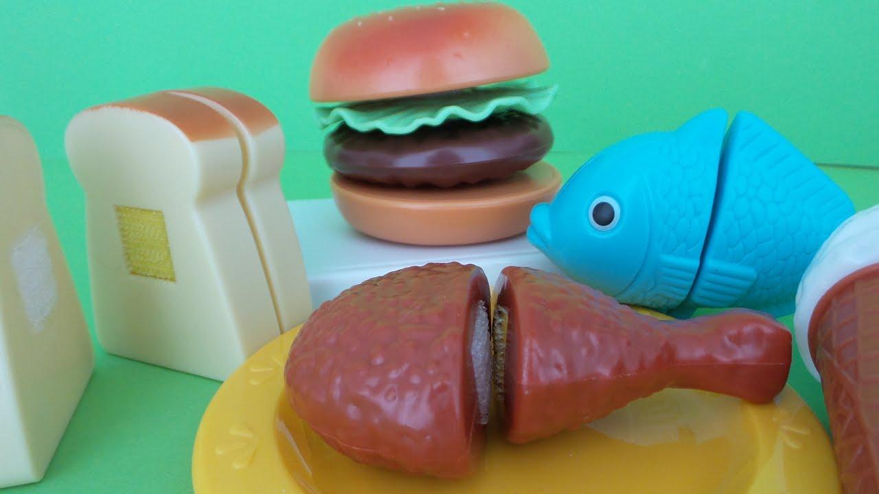 Hamburger Kinderküche Spielplatzgeräte - YouTube