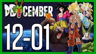 Top 12 Transformations of Dragon Ball | FULL COUNTDOWN | DBCember 2020
