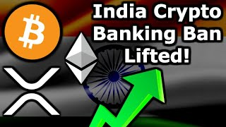 India CRYPTO Banking BAN Lifted - HTC 5G Router Bitcoin - Ethereum DeFi Baseline Protocol - PwC ADA