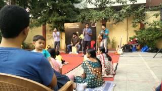 Nishit Mishra performance at Access Life in Mumbai