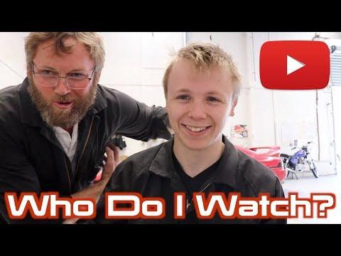 Car Audio.etc: Who I Watch On Youtube