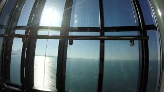 Burj Al Arab Skyview Bar Lift Dubai GoPro 4