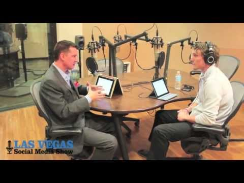 Richard Krawczyk aka Mr  Blueprint Interview Las Vegas Social Media Show - Episode 18 - Part 1 of 2