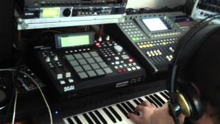 Yamaha Motif Rack ES, Guitar Emulation Arpeggios