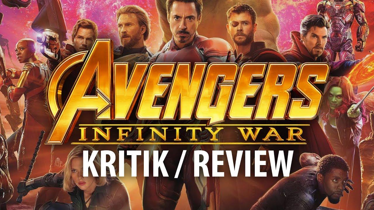 avengers infinity war kritik