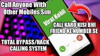 HOW TO CALL ANYONE WITH FRIENDS MOBILE NUMBER | TOTALY HACK CALLING SYSTEM | PRANK YOUR FRIENDS 2018 Video