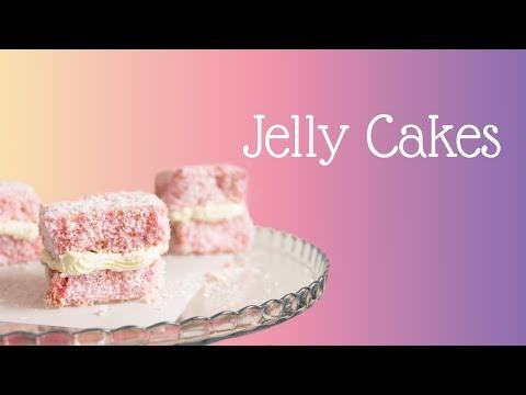 Jelly Cakes (AUSTRALIAN RECIPE!)