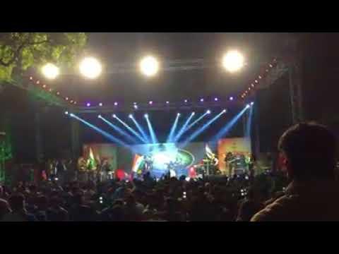 Sukhwinder Singh @ Jubilee Hall... Chak De India..