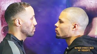 CHRIS EUBANK JR VS JAMES DEGALE - THE EXPERTS ARE DIVIDED!!!