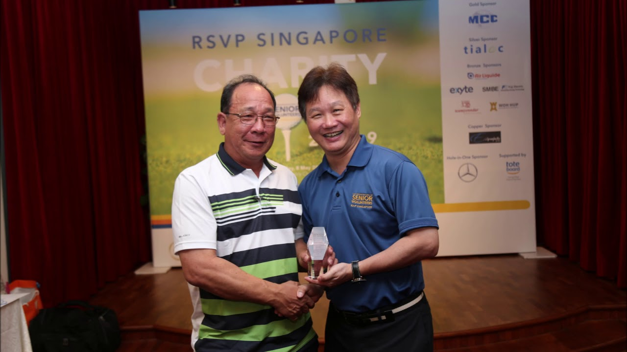 Charity Golf Tournament 2019 - 8 May 2019
