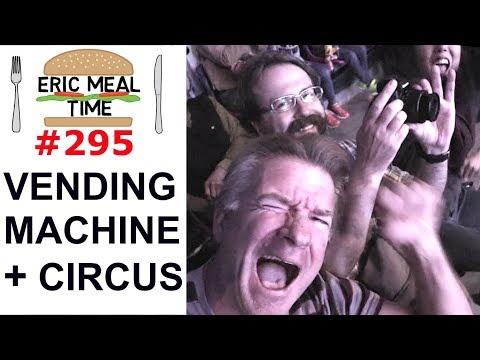 Vending Machine Food #8 + Japan Circus Food