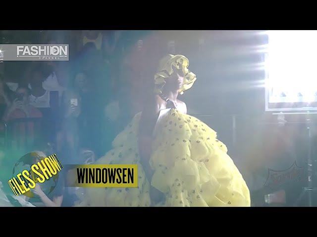 WINDOWSEN Spring 2019 New York - Fashion Channel
