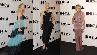 Jaime King Says She and Rachel Bilson Share Style Tips on Hart of Dixie at MoCA