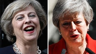 The highs and lows of Theresa May's premiership