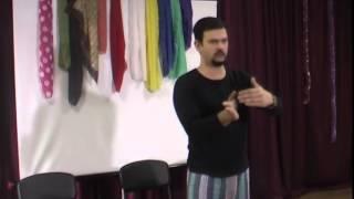 Часть 1 Что такое Плейбек театр(2 февраля 2014г. в Алчевск приехал Донецкий Плейбек-театр