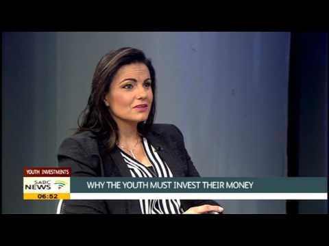 Kagiso Tloubatla on youth investments