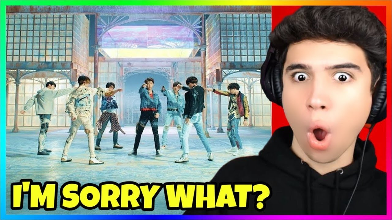 FIRST TIME HEARING BTS (방탄소년단) 'FAKE LOVE' REACTION