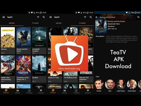 how to get tea tv on firestick or fire tv or android device