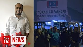 Where's Farhash? Supporters demand to know his condition and location