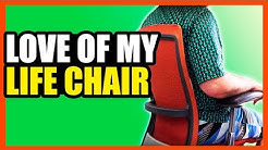 Life Chair Review- Straighten Out Back Problems!