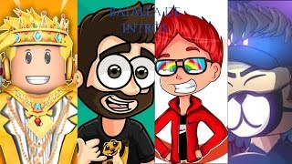Battle of intros (cations) Rodny roblox vs Kraoesp vs Xonnek vs Bylegend