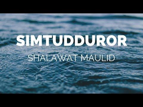 Maulid Simtudduror Full Sholawat tarim lengkap Teks