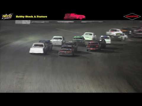 Hobby Stock -- 5/12/17 -- Rapid Speedway