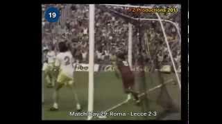 Italian Serie A Top Scorers: 1985-1986 Roberto Pruzzo (Roma) 19 goals