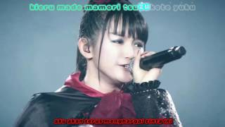 BABYMETAL AKATSUKI Red Night Sub Indonesia