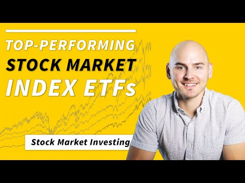 Top-Performing Stock Market Index ETFs (2000-2019 Analysis)
