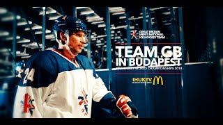 IHUKTV - Team GB in Budapest - Italy v Great Britain