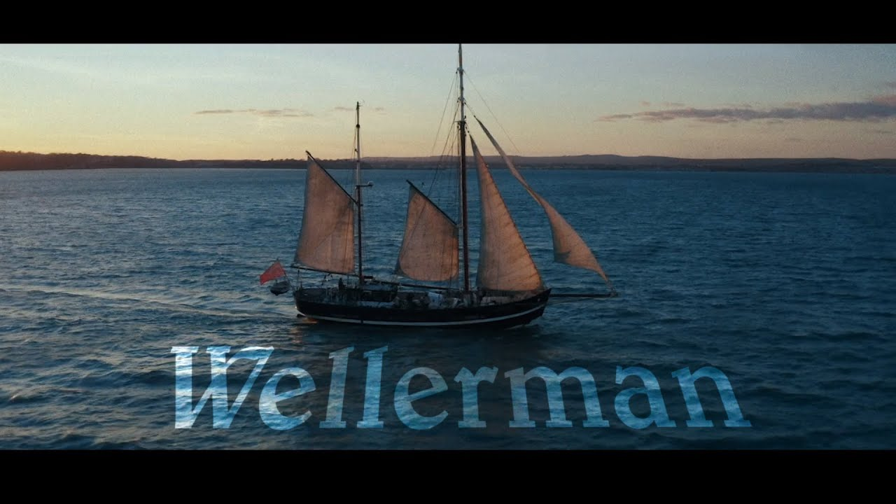 Wellerman Official Music Video by The Longest Johns | Between Wind and Water (2018)