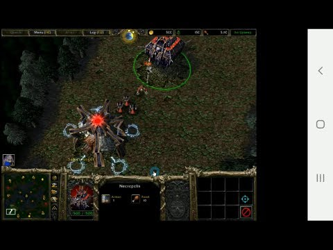 Warcraft III On Android