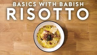 Risotto | Basics with Babish