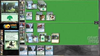 Channel PV  - THS Draft #7 (Match 1, Game 1)