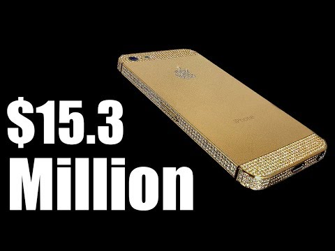 Most Expensive Mobile Phones In The World {2017 Updated ... Most Expensive Cell Phone In The World 2017