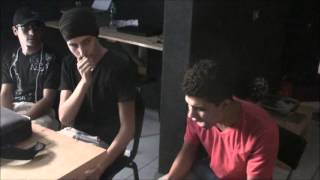 Rap Battle at the Retune Studio Thumbnail