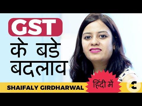 CE GST 2017: Latest Turnaround in GST   ConsultEase   Shaifly Girdharwal