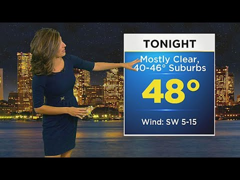 WBZ Midday Forecast For Oct. 17