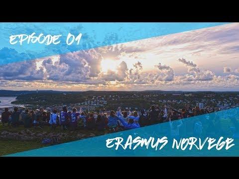 EP01 | Arrivée à Halden - ERASMUS NORVEGE