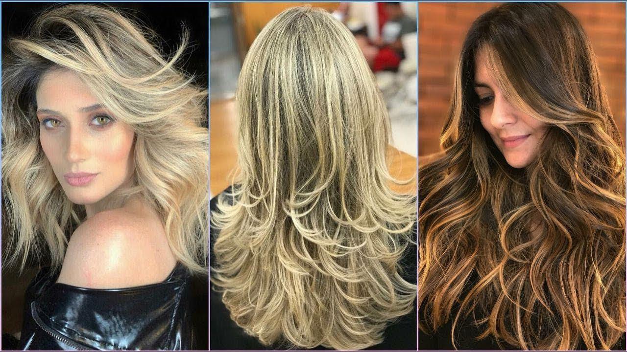 cortes de cabello largo 2020